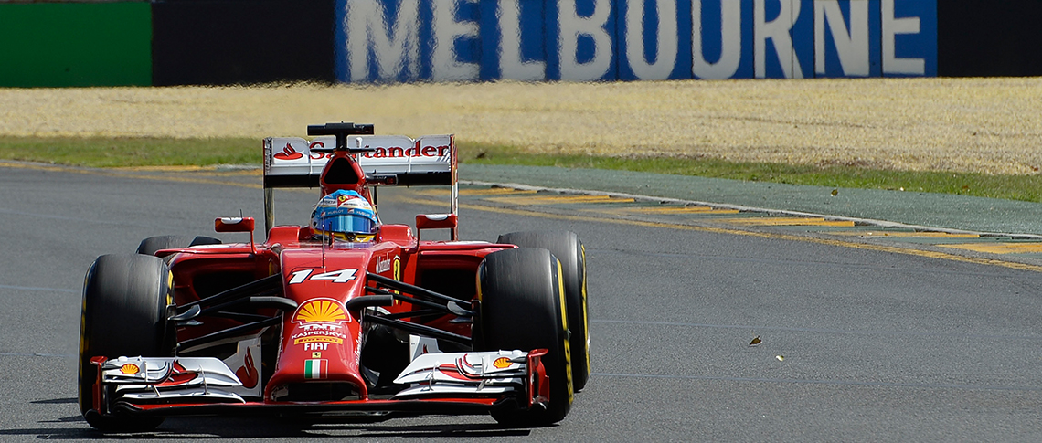 SMS Competition Case Study: Melbourne Grand Prix