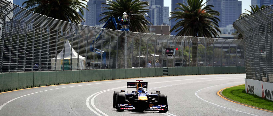 SMS Competition Case Study: Australian Grand Prix Corporation