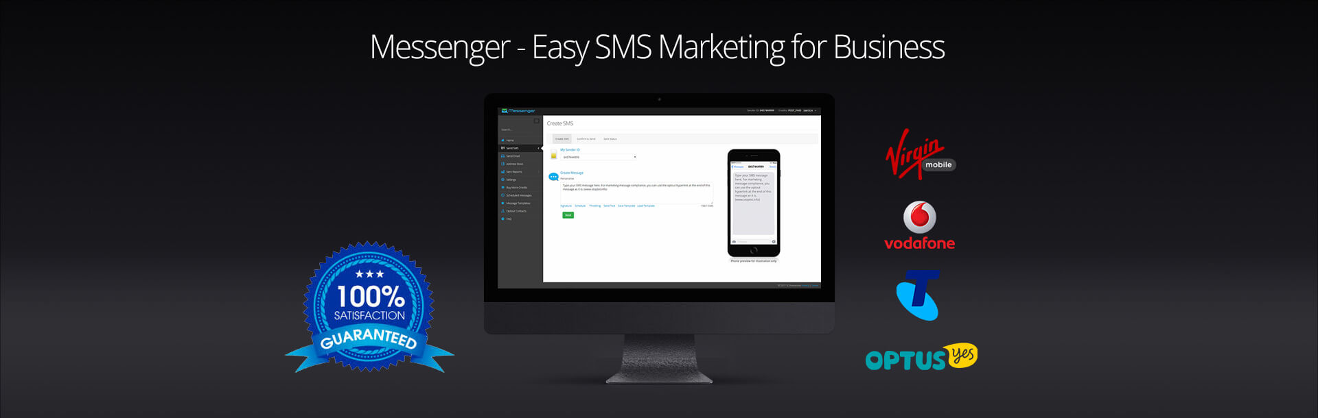 SMS Messenger - Easy SMS Messaging for Business